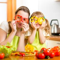 How to Make Vegetables Fun for Your Kids