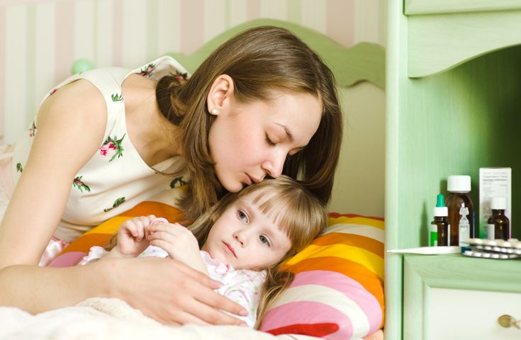 Helpful Tips To Help Soothe A Child's Painful Ear Infection