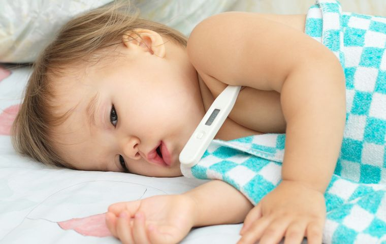 Fever In Babies/Toddlers: Important Things Every Parent Should Know
