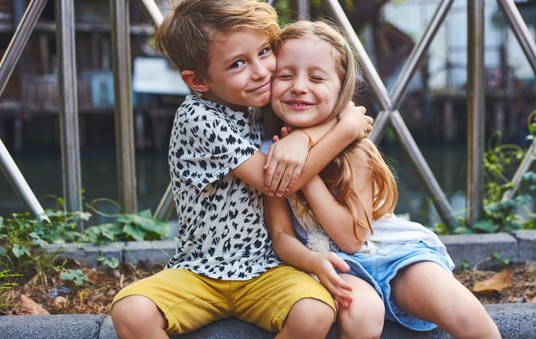 The Unique Health Benefits Of Sibling Rivalry