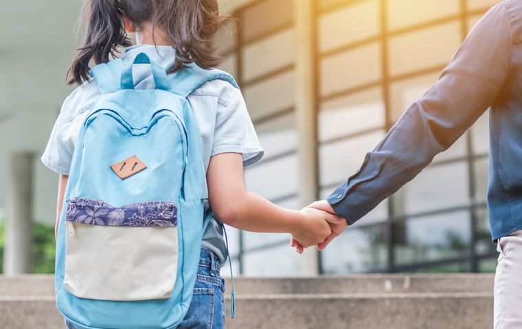 Healthy Back To School Tips For Kids And Parents