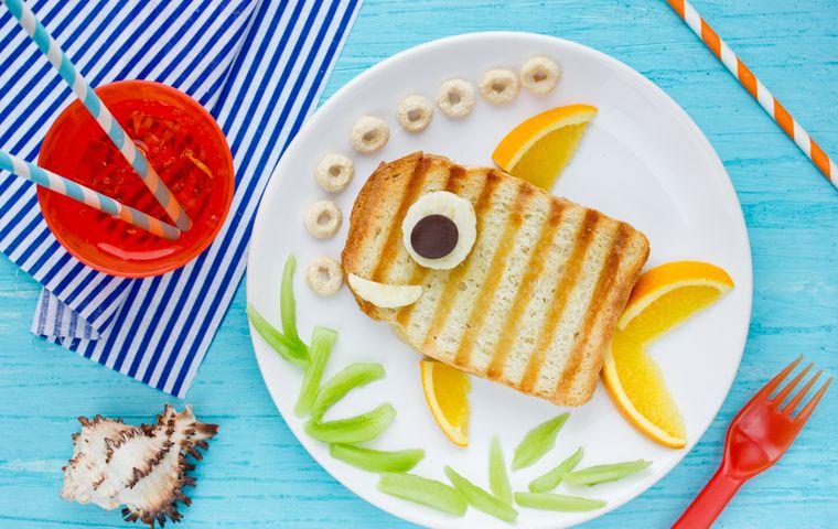 Edible Food Art: Easy Ways To Make Mealtime Fun For Kids