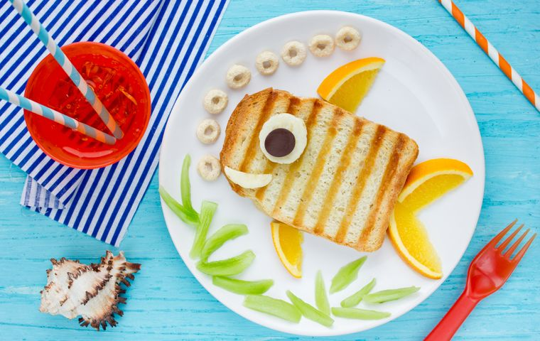 Edible Food Art: Easy Ways To Make Mealtime Fun For Kids