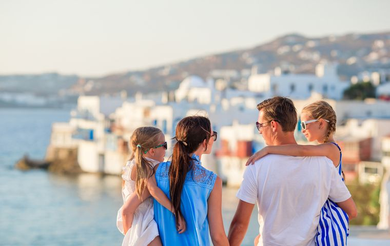 2018's Most Popular Family Vacation Destinations
