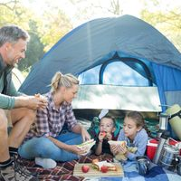 Tips And Tricks To Make Camping With Kids Easier