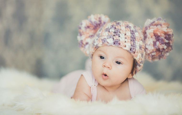 The Most Popular Baby Girl Names Of 2018 (And Their Meanings)