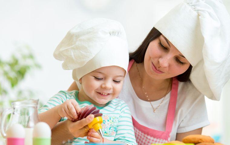 Unique & Fun Food Crafts For Kids