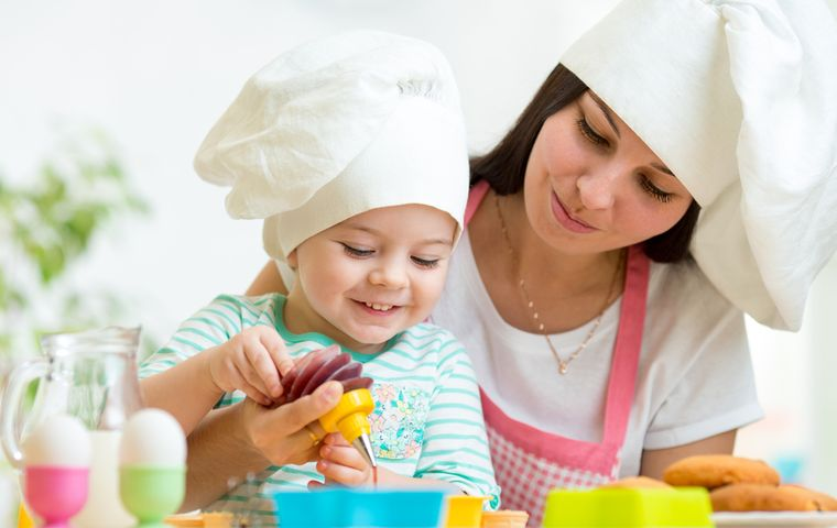 Unique & Fun Food Crafts For Kids