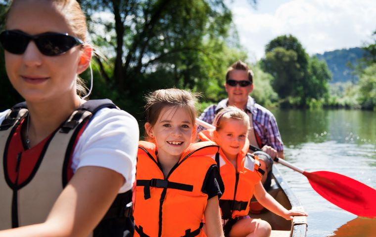Easy Tips For Getting Your Family Into The Great Outdoors