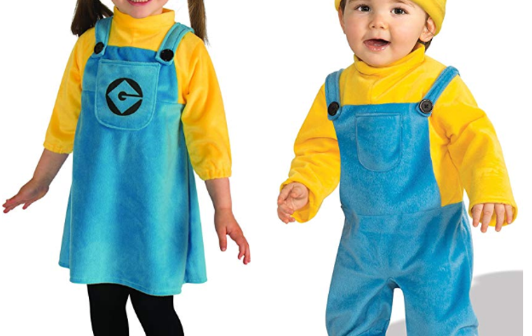 Unique & Fun Halloween Costume Ideas for Toddlers