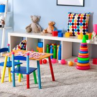 Must-Have Items For Organizing Your Kids Playroom