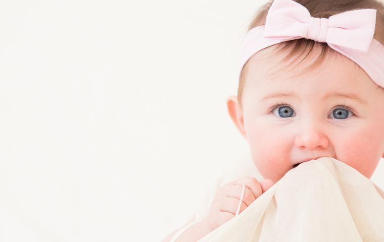The Most Popular Baby Girl Names For 2020