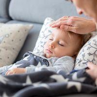 Most Common Flu Symptoms In Kids