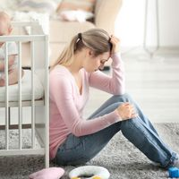 Early Signs Of Postpartum Depression